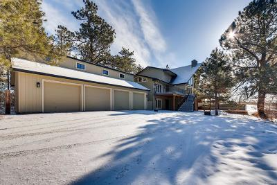 Franktown Single Family Home Active: 8987 Village Pines Circle