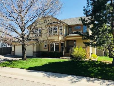 Single Family Home Under Contract: 13090 West 61st Circle