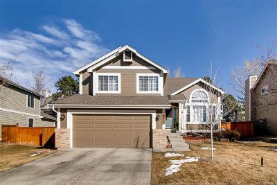 Meadows, The Meadows Single Family Home Under Contract: 4572 North Blazingstar Trail