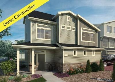 Commerce City Single Family Home Under Contract: 18162 East 104 Way