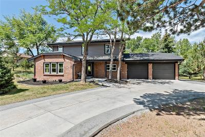 Arvada Single Family Home Active: 7540 Terry Court