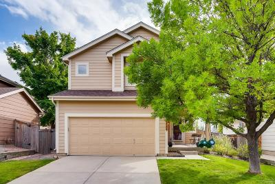 Littleton Single Family Home Under Contract: 8724 Redwing Avenue
