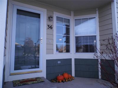 Longmont Condo/Townhouse Under Contract: 930 Button Rock Drive #F36