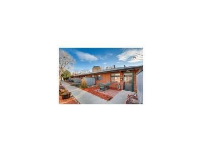 Denver Condo/Townhouse Active: 3321 Eliot Street