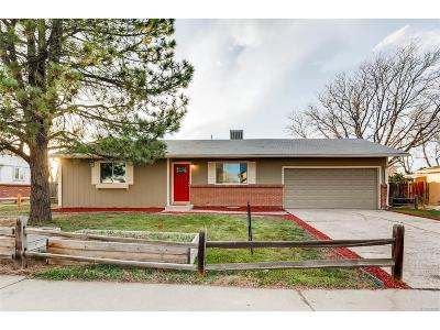 Aurora Single Family Home Under Contract: 1017 Norfolk Street