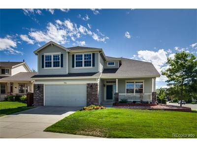 Longmont Single Family Home Active: 976 Glenarbor Circle