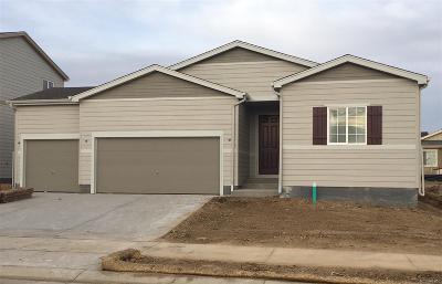 Frederick Single Family Home Active: 6116 Black Mesa Road