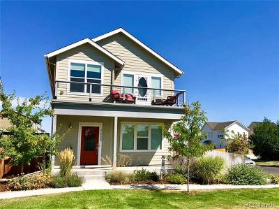 Brighton Single Family Home Active: 4655 Crestone Peak Street