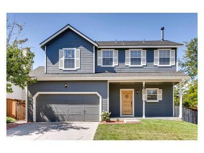 Highlands Ranch Single Family Home Active: 8375 Cobblestone Street
