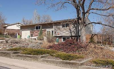 Lakewood CO Single Family Home Active: $389,000