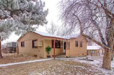 Aurora Single Family Home Under Contract: 941 Elmira Street