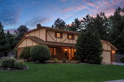 Single Family Home Active: 3200 South Holly Place