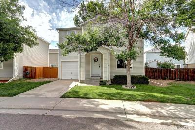 Single Family Home Under Contract: 11767 West Tufts Place