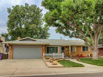 Denver Single Family Home Under Contract: 2283 South Olive Street