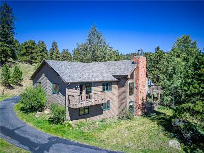 Evergreen Single Family Home Under Contract: 6958 Ocelot Trail