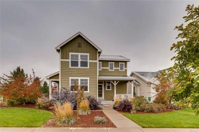 Castle Rock Single Family Home Active: 3777 Sweet Wind Avenue