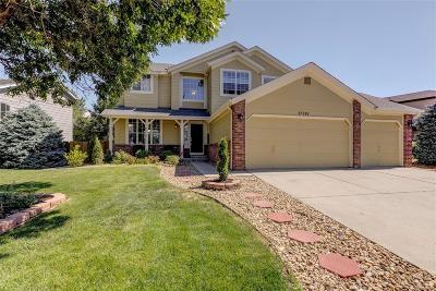 Centennial Single Family Home Under Contract: 17791 East Ida Avenue