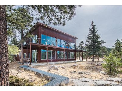 Evergreen Meadows Single Family Home Sold: 6199 South Skyline Drive