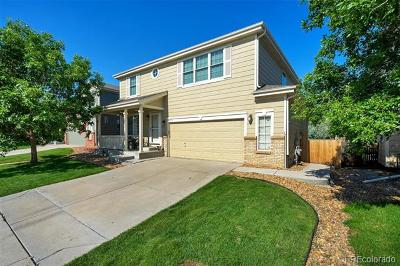 Parker Single Family Home Under Contract: 6362 Westview Circle