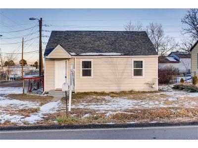 Golden Single Family Home Active: 990 Mc Intyre Street