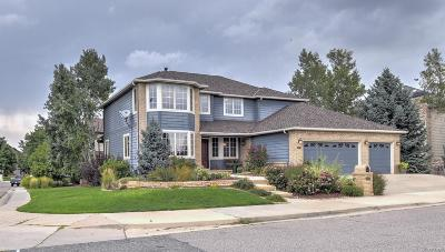 Broomfield CO Single Family Home Sold: $650,000