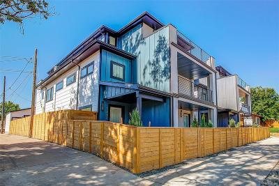 Denver Condo/Townhouse Active: 2330 West 38th Avenue