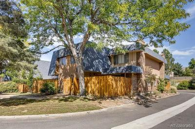 Denver Condo/Townhouse Active: 7995 East Mississippi Avenue #F23