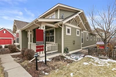 Denver Single Family Home Active: 3127 Fulton Street