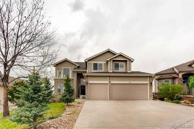Castle Pines CO Single Family Home Active: $550,000