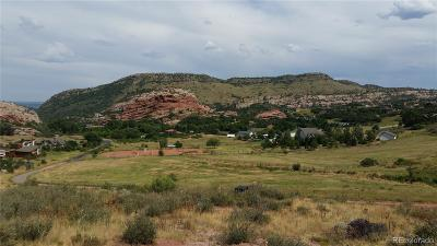 Littleton CO Residential Lots & Land Active: $439,000