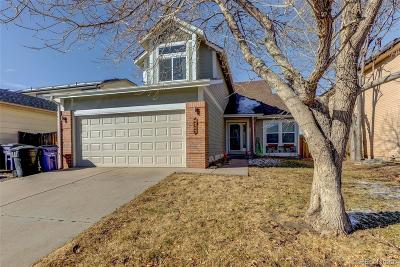 Denver Single Family Home Active: 4307 Sable Street