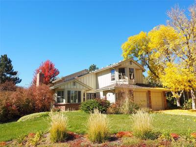 Littleton CO Single Family Home Active: $550,000