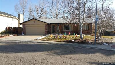 Arvada Single Family Home Active: 6598 Alkire Court