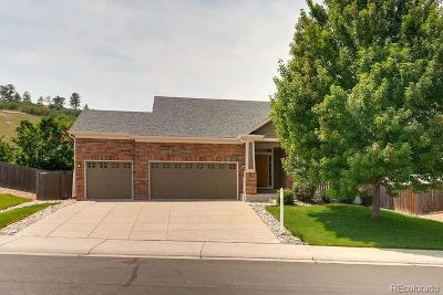 Castle Rock Single Family Home Active: 1774 Overton Drive