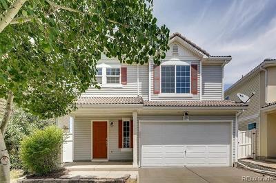 Denver Single Family Home Under Contract: 21379 Randolph Place