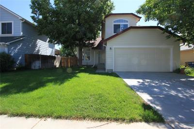 Broomfield Single Family Home Active: 3743 Shefield Drive