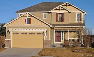 Colorado Springs Single Family Home Active: 6691 Silverwind Circle