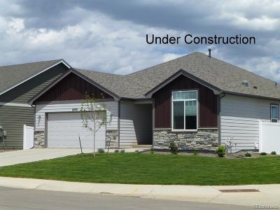 Eaton Single Family Home Under Contract: 1534 Benjamin Drive