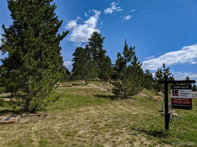 Castle Rock Residential Lots & Land Active: 2325 Saddleback Drive