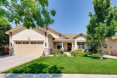 Broomfield Single Family Home Active: 4119 Corte Bella Drive