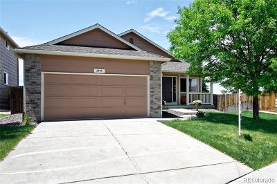 Aurora Single Family Home Active: 5995 South Quatar Way