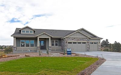 Arapahoe County Single Family Home Active: 25854 East Alder Place