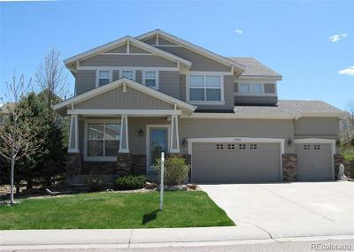 Chatfield Farms Single Family Home Active: 10610 Kicking Horse Drive