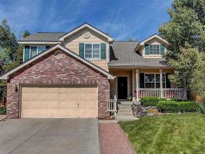 Jefferson County Single Family Home Active: 14175 West Warren Circle