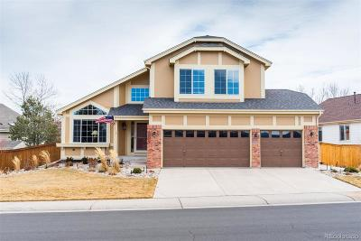 Highlands Ranch Single Family Home Under Contract: 9622 Mountain Daisy Way