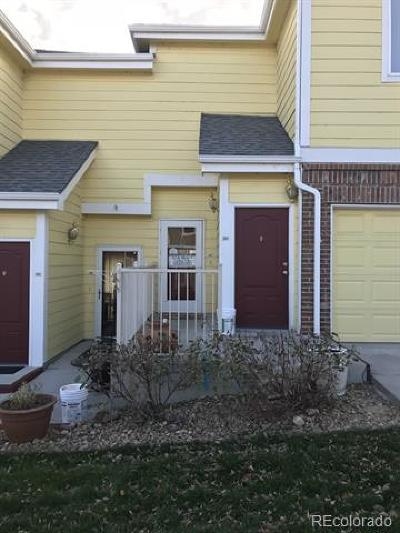 Arvada Condo/Townhouse Active: 10148 West 55th Drive #103