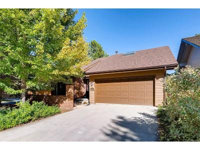 Boulder Single Family Home Under Contract: 7150 Cedarwood Circle