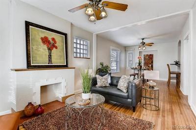 Denver CO Single Family Home Active: $825,000