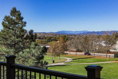 Highlands Ranch CO Single Family Home Active: $575,000