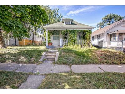 Denver Single Family Home Under Contract: 4371 Vrain Street